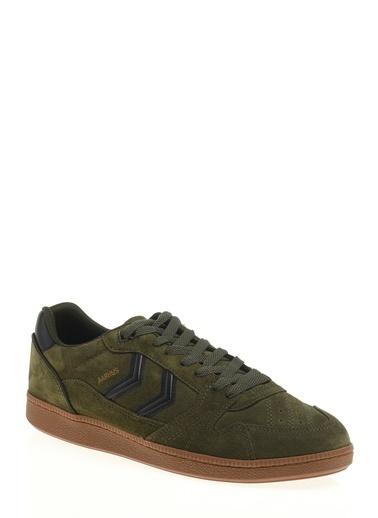 Hummel Unisex Browst Sneakers 207774-6195 Yeşil